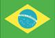 Brazylia Flag