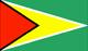 Gujana Flag