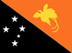 Papua New Gwinea Flag