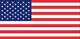 Stany Zjednoczone Flag